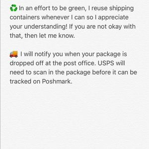 Please read before purchasing from my closet